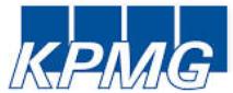 KPMG logo who use Market Dojo eSourcing and Procurement Software