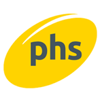 PHS client logo for supplier onboarding software