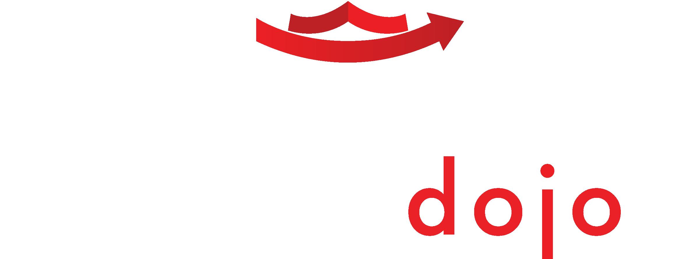 Market Dojo Logo White