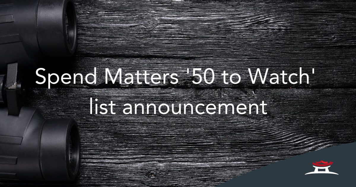 50 to watch header image